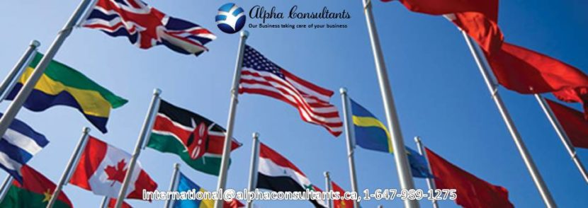 International Admissions- Alpha Consultants