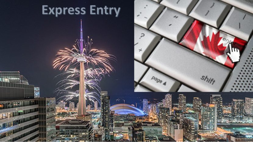 Special Review-Canada Day: Express Entry