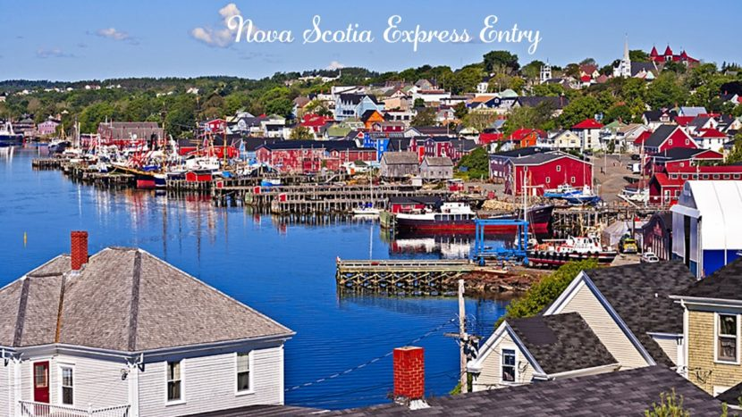 Nova Scotia Express Entry Labour Market Priorities