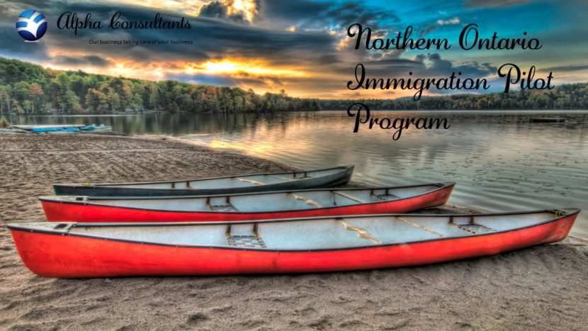 proposed Northern Ontario immigration pilot