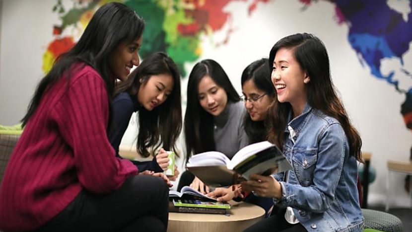 2021 International Student Admissions